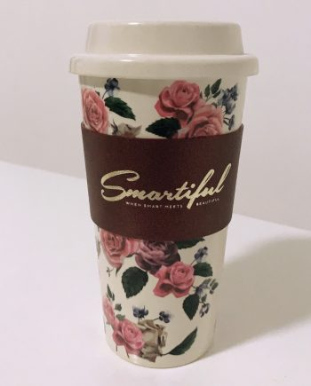 smart rose coffee cup basic